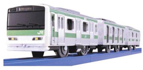 SERIES E231 -500 YAMANOTE LINE OPEN AND CLOSE DOOR (PLARAIL)