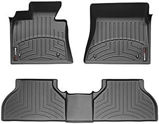 WeatherTech (44483-1-2 FloorLiner, Front/Rear, Black
