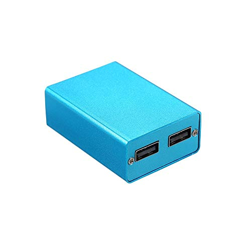 QKP USB Keyboard Mouse Recorder Automatischer Player Für Game Mining 2 USB-Anschluss