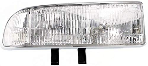 02 chevy s10 headlight assembly - 8