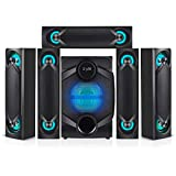 Best Home Theatre Systems - Nyne NHT5.1RGB 5.1 Channel Home Theatre System – Review