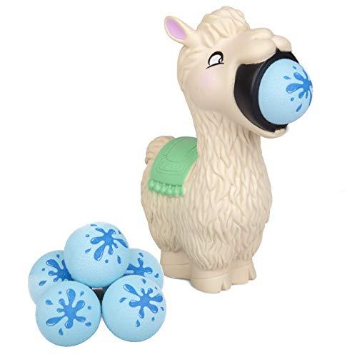 Llama Popper Toy