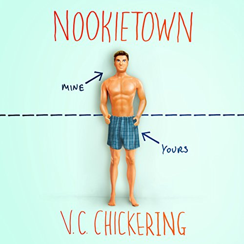 Nookietown audiobook cover art