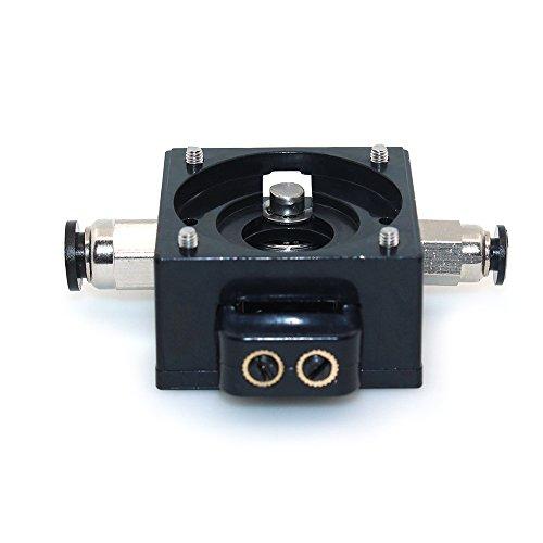 Extrusora para impresora 3D, edición de inyección de BIQU; compatible con filamentos de 1,75 mm y 3 mm, 1