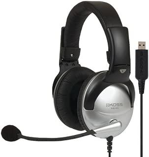 The Amazing KOSS Sb45 Usb Commctn Headset