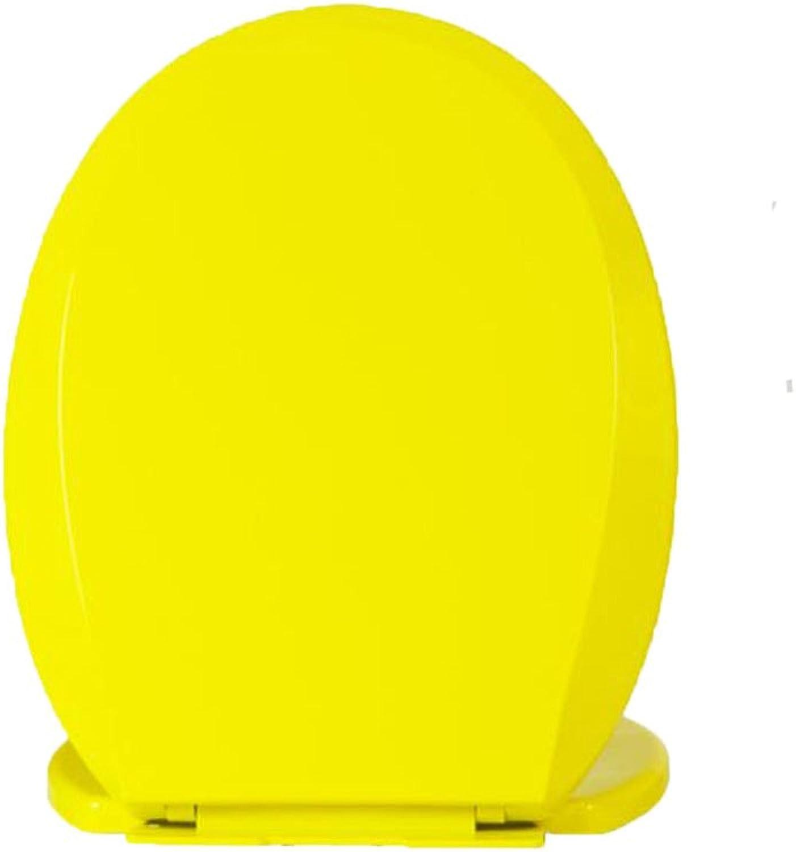WC-Sitze U V O-Form Toilettendeckel Mit verstellbarem Scharnier Soft Close WC-Sitz für Bad und Waschraum