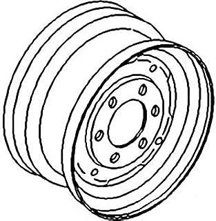 Massey Ferguson Rim Front Wheel 4.5
