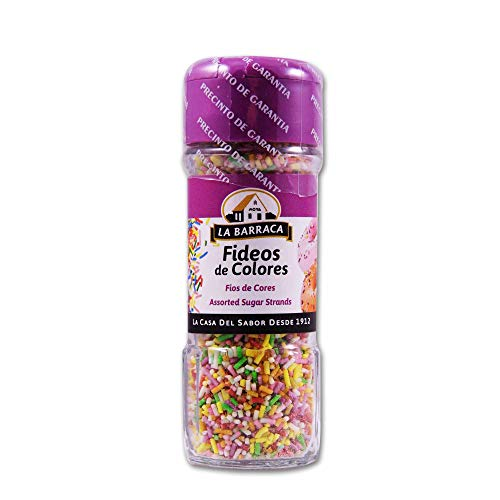 La Barraca Fideos de Colores - 55g