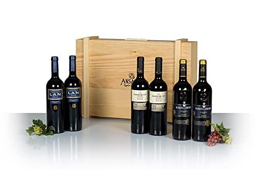 Surtido de Vinos Rioja Ref. 237