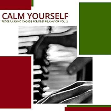 Calm Yourself - Peaceful Paino Chords For Deep Relaxation, Vol. 2