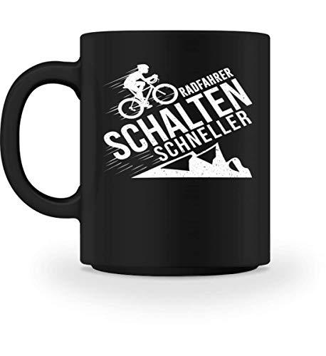 Chorchester wiel-bestuurder schakelen snel - mok