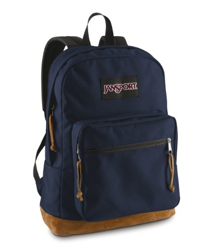 jansport right pack navy - 4