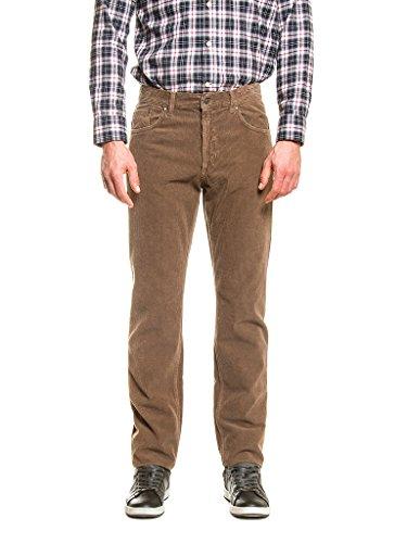 Carrera Jeans - Pantalone per Uomo, Tinta Unita, Velluto IT XXXL