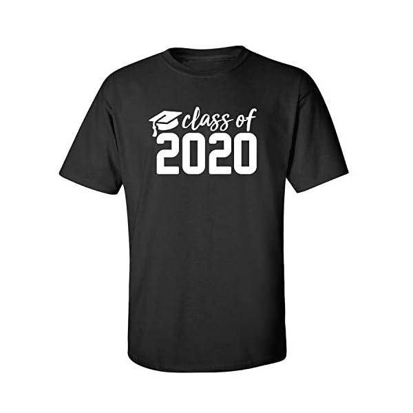 zerogravitee Class of 2020 Adult Short Sleeve T-Shirt
