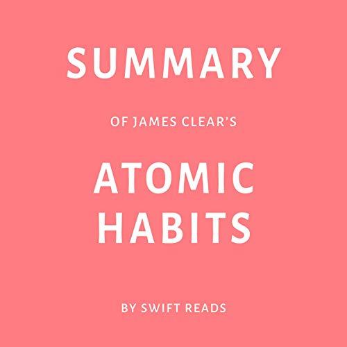 『Summary of James Clear's Atomic Habits』のカバーアート