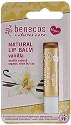 Vanilla lip Balm Vegan Bdih certified