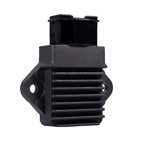 Keenso Motorrad Spannungsregler Gleichrichter 12V Spannung Stabilisator Gleichrichter