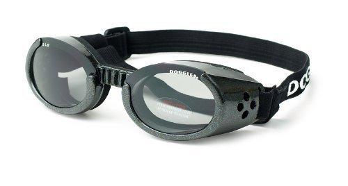 Doggles ILS–Gafas de Sol para Perros (Extra-pequeñas Grande Negro)