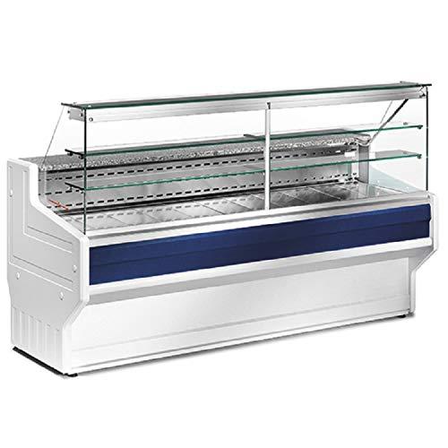 Vitrina Refrigerada Positiva – Cristal derecho – Virtus Product Remo – 2500 mm