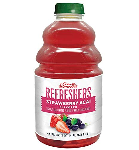 Dr. Smoothie Refreshers Strawberry Acai