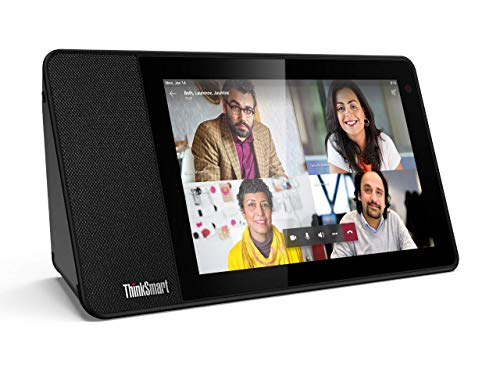 Lenovo ThinkSmart View - Pantalla táctil de 8'' HD (1280x800)...