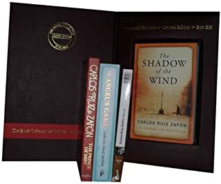 Marina, the Shadow of the Wind, the Angel's Game & (hardcover) the Prince of Mist