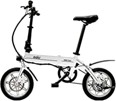 eelo 1885 PRO, Bicicletta elettrica pieghevole