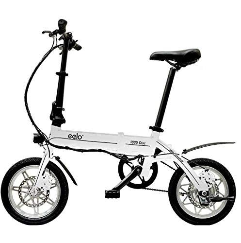 eelo 1885 14″ Adults Folding Electric Bike