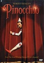 pinocchio 2002 dvd