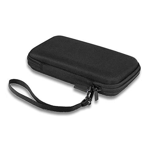 Gachi PowerBank Tasche, Festplattentasche 2,5 Zoll, powerbank Case, Externe Festplatte Case für Powerbank, USB-Stick, SD/TF-Karten, USB Kabel, Stoßfest