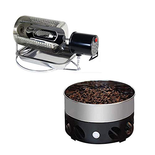 JIAWANSHUN Household Coffee Roaster Machine&Coffee Bean Cooler Coffee Roasting Cooling Machine