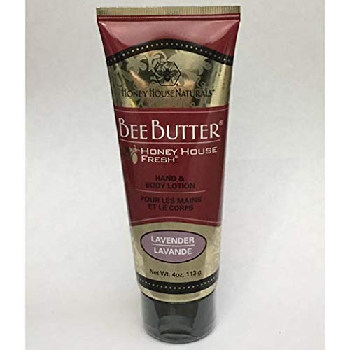 Honey House Genuine Free Shipping Naturals Bee Butter Body Lavender Hand and Lotion discount