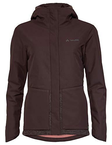 VAUDE Damen Women's Cyclist Padded Jacket IV Jacke, Pecan Brown, 40