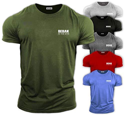 Gym Kleidung für Männer Gym T-Shirt...