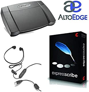 AltoEdge Transcription Foot Pedal Bundle