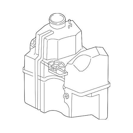 Hotwin Windshield Washer Pump High Pressure 30699674 Compatible ...