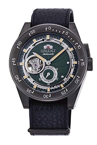 [オリエント時計] 腕時計 リバイバルコレクション Revival オリエント70周年企画 70thAnniversary レトロフューチャー復刻 カメラ Camera RN-AR0202E メンズ