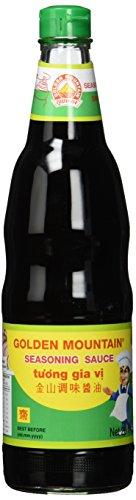 Golden Mountain Sojasauce, 12er Pack (12 x 600 ml)
