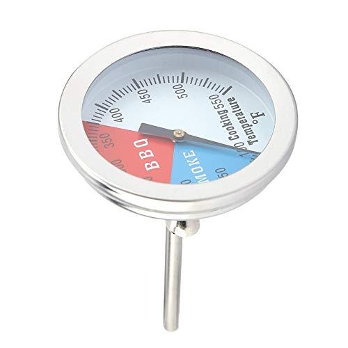 Kebab Grill - BBQ Grill Vlees Thermometer Wijzerplaat Temperatuur Koken Voedsel Probe Huishoudelijke RVS - BBQ Motor Grill BBQ Alcohol Fornuis Outdoor Houtskool Grill Brander BBQ Grill Outdoor