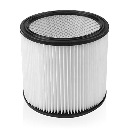 Housmile Replacement Cartridge Filter Compatible with Shop-Vac 90304 90350 90333 Fits Most Wet/Dry Vacuum Cleaners 5 Gallon and Above