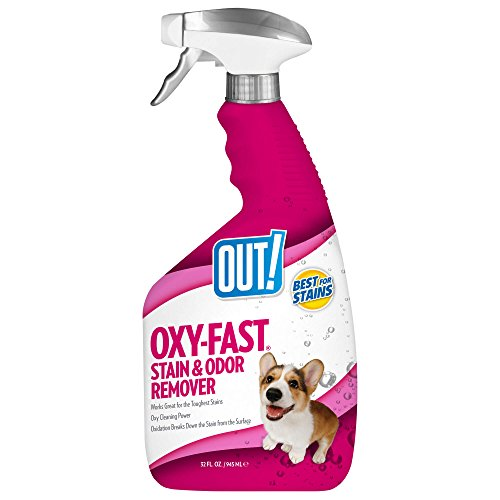 OUT! Oxygen Activated Pet Stain & Odor Remover 32oz
