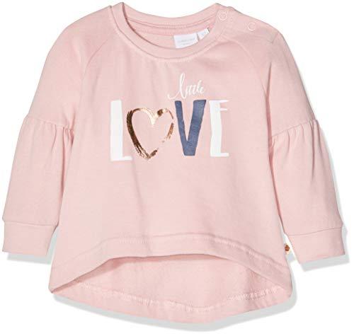 Schiesser Baby-Mädchen Sweatshirt, Rot (Rosa 503), 80 (Herstellergröße: 080)