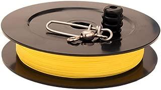 downrigger cable vs braid