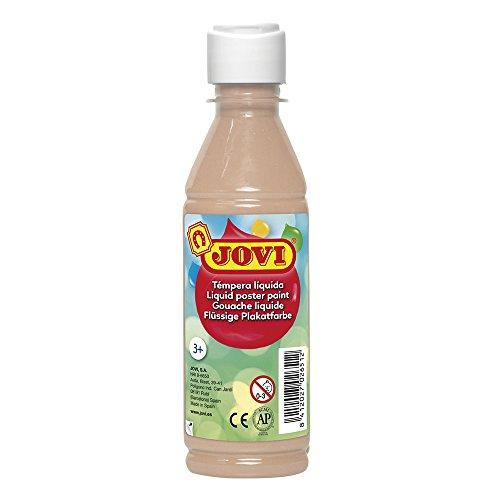 Jovi- Tempera liquida, Color carne, 250 ml (50209)