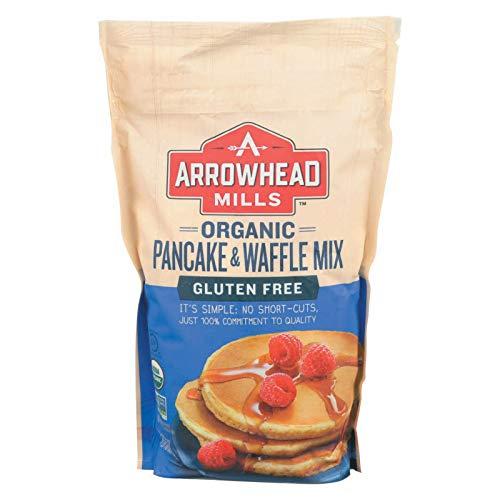 Arrowhead Mills Gluten Free Organic Pancake & Waffle Mix (6x26oz)