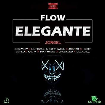 Flow Elegante (feat. Kilber, Lil Powll, Ceskyboy, J.Gonzo, Big Thiwell, Bierko, Kali V, Miky Myers, Delacrux & Jhonkedd)