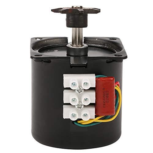 Eier Inkubator Motor Auto Motor Inkubator Drehmotor Inkubator Zubehör Automatischer Ei Drehmotor Inkubator Brutmaschine Zubehör für Brutapparat(mit Getriebe)
