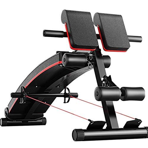 A2m-czw 4-in-1 Attrezzatura per Il Fitness Multifunzione Domestica, tavoletta Regolabile/Bordo...