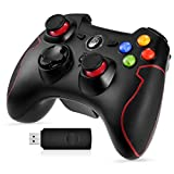 EasySMX 2.4G Kabellos Game Controller Mit 18 Tasten Für Windows Xp, Vista, Windows 8, Windows, PS3