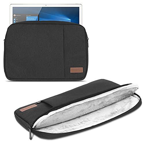Schutzhülle kompatibel für Wortmann Terra Pad 116211,6 Zoll Tasche Tablet Cover Hülle Notebook Hülle, Farbe:Schwarz